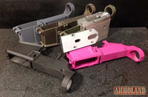 80% Lower Receivers Picture from AmmoLand.com